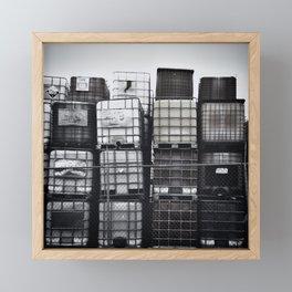 epidemic Framed Mini Art Print