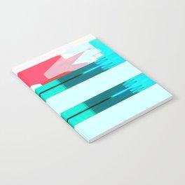 Glazed Notebook
