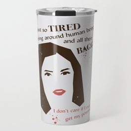 Baggage Travel Mug