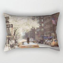 Streetlife Rectangular Pillow