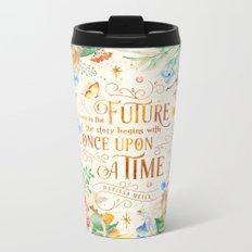 Once Upon a Time Metal Travel Mug