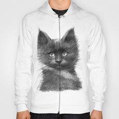 Black Kitten SK135 Hoody