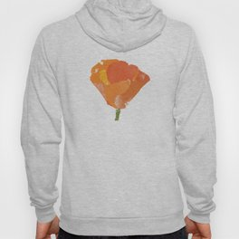 California Poppy Hoody