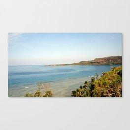 Agno Beach Canvas Print