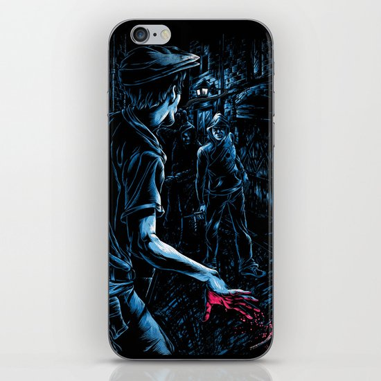 The Alley iPhone & iPod Skin