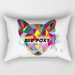 Aye Foxy Rectangular Pillow