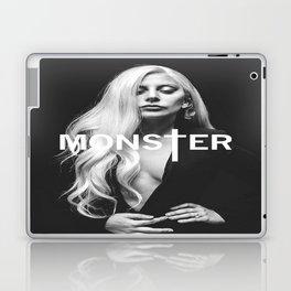 Lady Gaga's Portrait Monster Laptop & iPad Skin