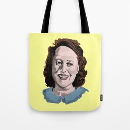 Happy Annie Wilkes - Misery  (Yellow) Tote Bag