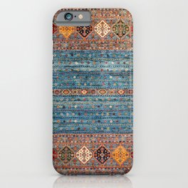 Traditional Vintage Moroccan Carpet iPhone Case