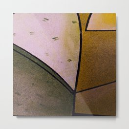Earth colors Metal Print
