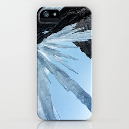 Sharp Cold iPhone Case