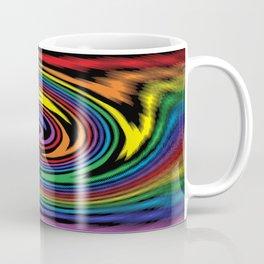 A Colorful Turbulence  Coffee Mug