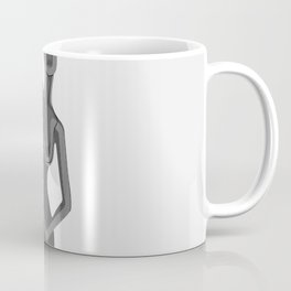 Abstract Nudity Coffee Mug