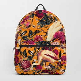 FLORAL AND BIRDS XVI Backpack