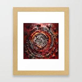 ''Mia'' Framed Art Print