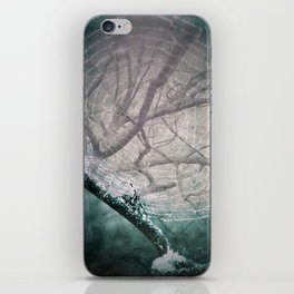 Spider Tree iPhone Skin