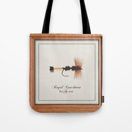 Royal Coachman Tote Bag