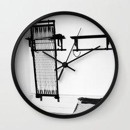 Scottish Barracks Wall Clock