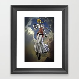 Halibel Framed Art Print