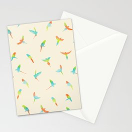 Parrots ! Papagei ! Stationery Cards