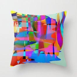 Multi Colorfall Throw Pillow