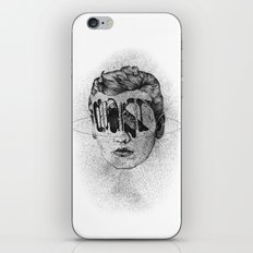 Brirdhead iPhone & iPod Skin