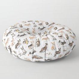 The Corgi Floor Pillow