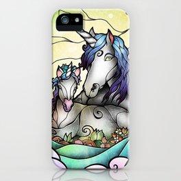 Magic Mama iPhone Case