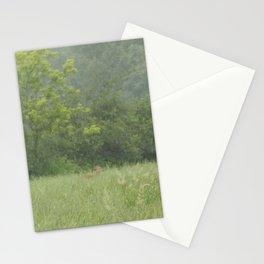 Hayfield Deer Stationery Cards