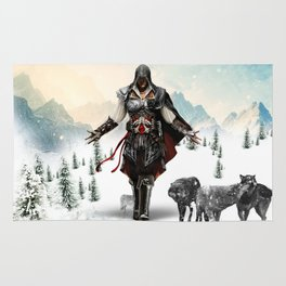 Assassin's Creed Rug