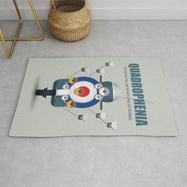 Quadrophenia - Alternative Movie Poster Rug