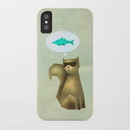 Fish and Chips iPhone Case