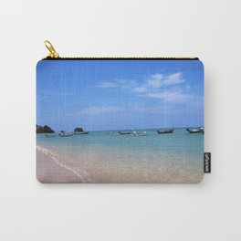 Nai Yang Beach Boats Carry-All Pouch