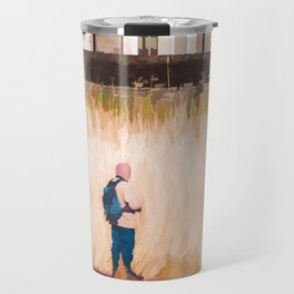Taking A Break Travel Mug