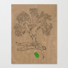 Pip Eater Canvas Print