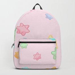 Animal star fragment pattern Backpack