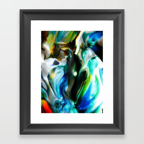 Etendue Framed Art Print