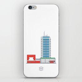 CCS_HotelHumboldt iPhone Skin
