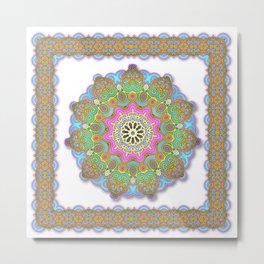 Mix&Match Indian Candy 01 Metal Print