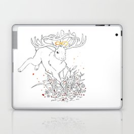 Infinity Rabbit Laptop & iPad Skin