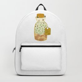Bee happy potion  Backpack