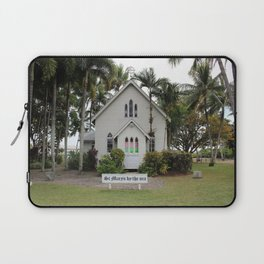 St Mary's by the Sea Laptop Sleeve