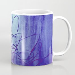 metal wire solarized Coffee Mug