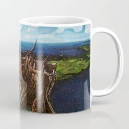 EL TRONCO EN LA CIMA Coffee Mug