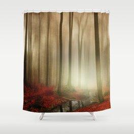 Inner Lights Shower Curtain