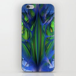 Richly Praying iPhone Skin