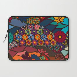 African Style No7, Wedding Day Laptop Sleeve