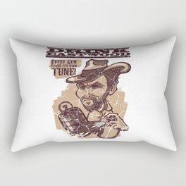 Drink Eastwood Rectangular Pillow