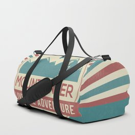 Retro Love Duffle Bag