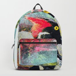 Flamingo Lounge Backpack